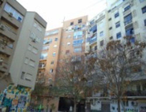 Proyecto Trasteros para edificios Valencia G.V.ramón y Cajal